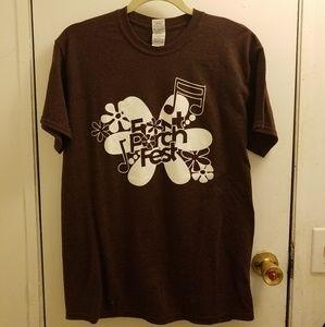 Front Porch Festival shirt Size M